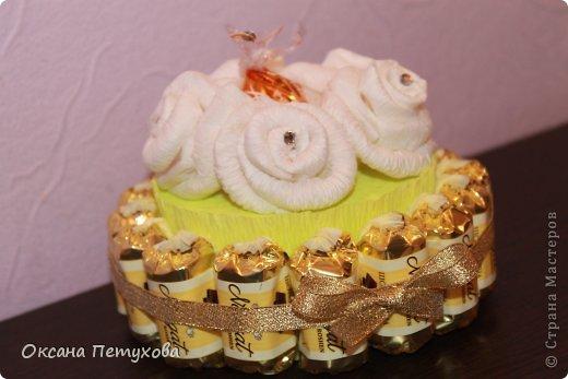 Маленькие тортики  фото 4