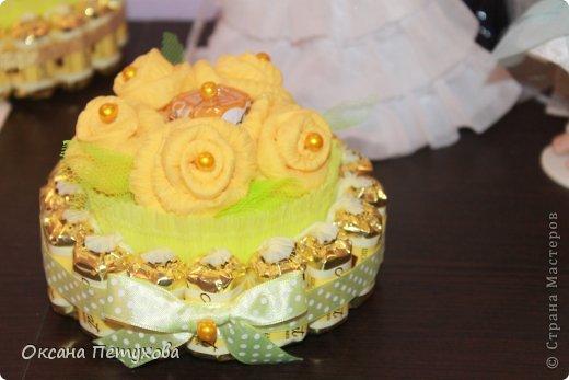 Маленькие тортики  фото 2