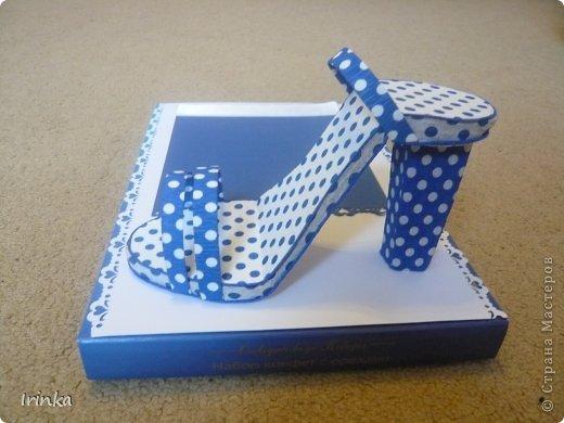 Оформление коробки конфет фото 2