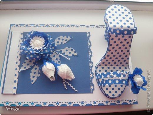 Оформление коробки конфет фото 1
