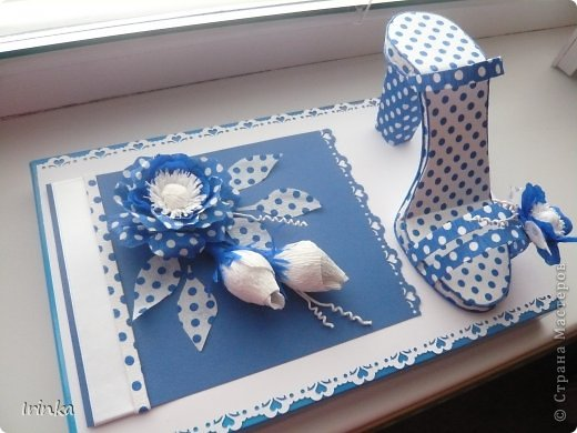 Оформление коробки конфет фото 4