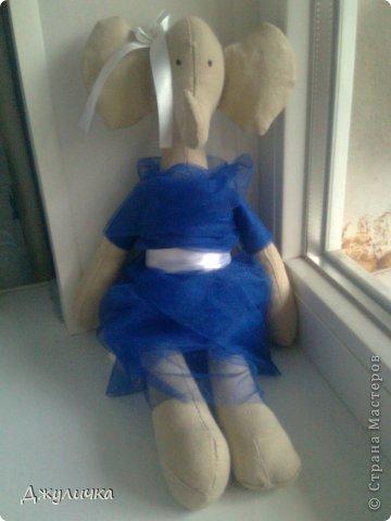 Моя Мотильдочка, сшита на подарок крестной мамуле, она всегда первой оценивает мои работы )) фото 1