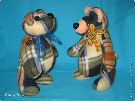 Розыгрыш приза за совместный пошив медведика. Итоги пошива фото 1