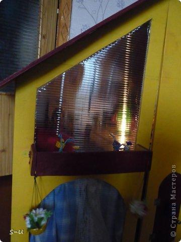 Вот такой домик,я построила дочке, по чертежам из интернета ))) фото 32