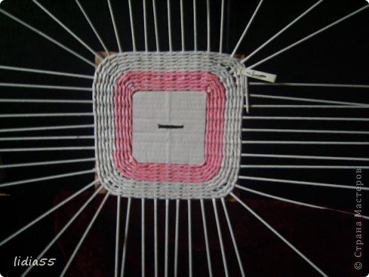 Мастер-класс Поделка изделие Плетение копилочка Бумага газетная Трубочки бумажные фото 18