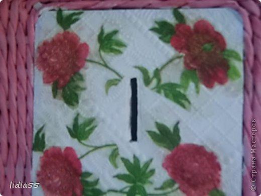 Мастер-класс Поделка изделие Плетение копилочка Бумага газетная Трубочки бумажные фото 7