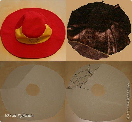 Здравствуйте! В детском саду попросили сшить для утренника шляпку гриба. Вот шляпа и готова, но пока её обладатель спит, примерим на леопарда, который любезно согласился побыть моделью. фото 2