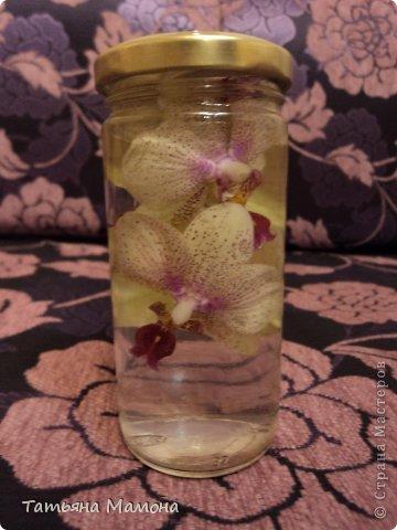 Добрый вечер жители СТРАНЫ МАСТЕРОВ! Сегодня хочу Вам представить МК по консервации цветов в растворе глицерина. Очень хочу, чтобы цветы радовали подольше!!! фото 7