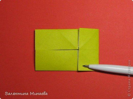 Кусудама Магнит (Magnet)  автор - Валентина Минаева (Valentina Minayeva) 30 модулей размер бумаги: 10 х 10 см, итог - 12 см без клея, бумагу необходимо брать ПЛОТНУЮ, которая хорошо держит складку! фото 8