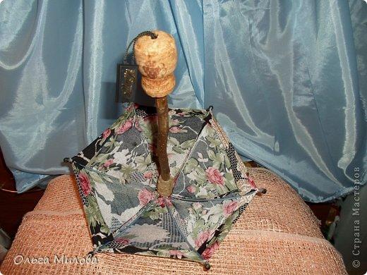 """Моя новая работа... Зонт """"Dolce&Gabbana"""" фото 6"""