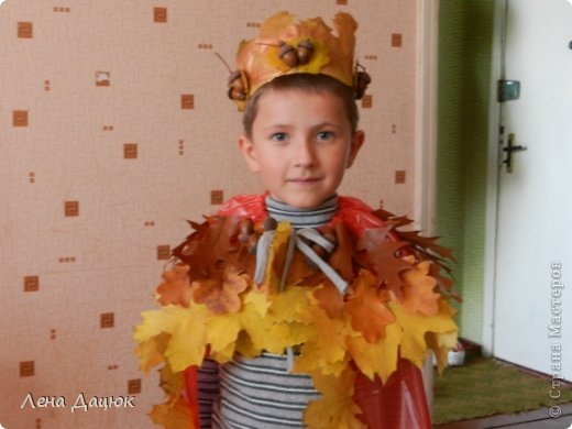 Как сделать костюм для праздника
