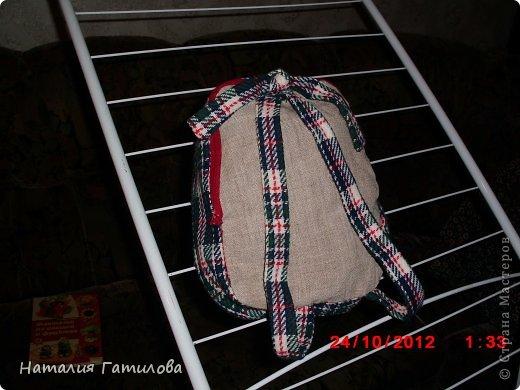Как-то давно шила и вышивала сыну в детский сад такой вот мешочек для пижамки. фото 4