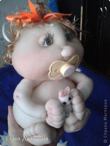 малышка в подарок Машеньке фото 3