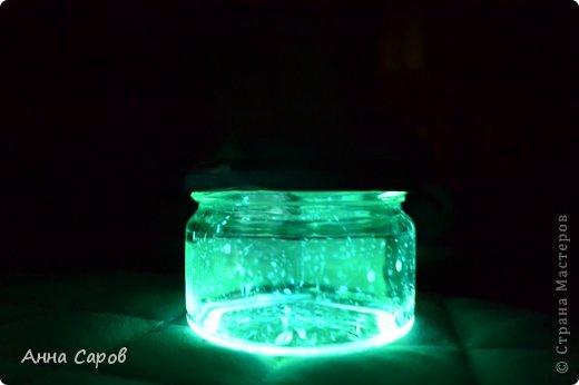 """Волшебные светящиеся банки или как можно разукрасить темноту Идея для детских праздников """" Поиск мастер классов, поделок своими"""