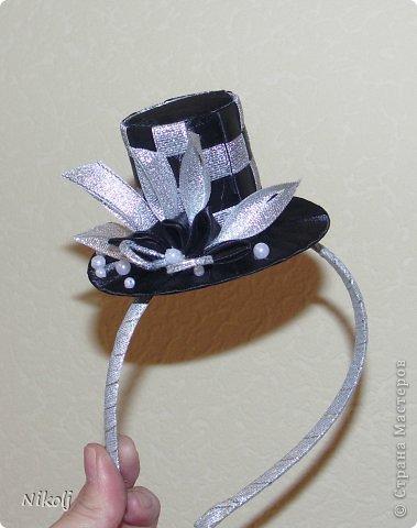 Мини Шляпка Helloween фото 1