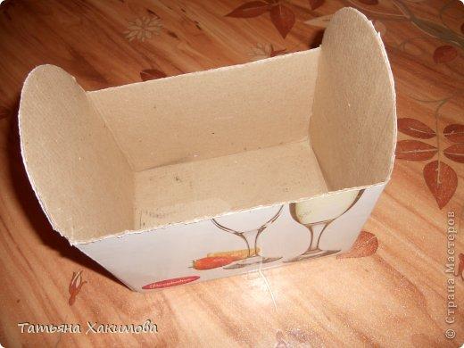 Сундук из картона пошаговое фото для свадьбы
