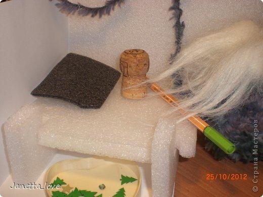 волосатая ткань своими руками: