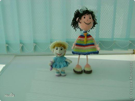 Куклёнка и промокашка фото 1