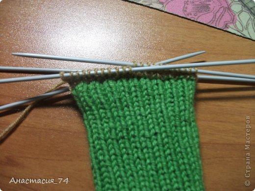 И так представляю вашему вниманию МК по вязанию вот такого забавного котика на зиму.  фото 11