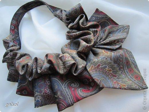 Букет из галстуков для мужчины своими руками 96