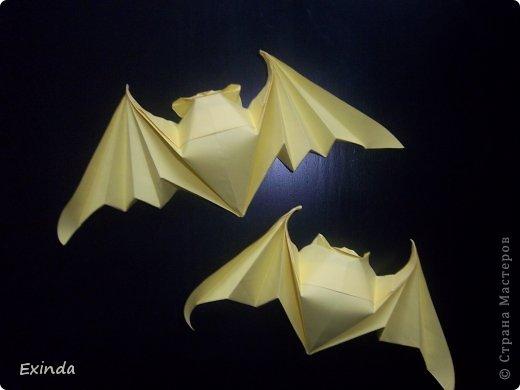 Оригами Скоро ХЕЛЛОУИН вот