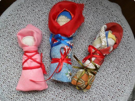 Кукла пеленашка своими руками из ткани
