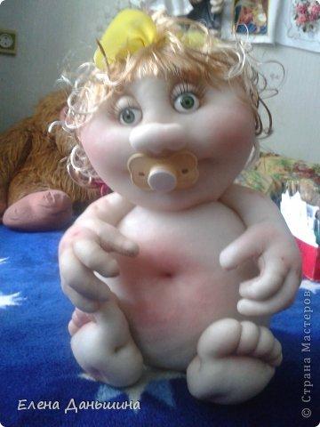 голышка малышка фото 1