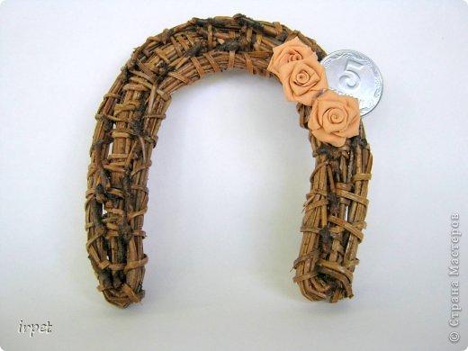 Работы выполнены в технике плетение сосновой иглой, как это делается - рассказать не могу, т.к. секрет))) Приятного просмотра!!! фото 4