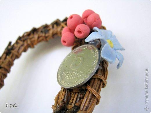 Работы выполнены в технике плетение сосновой иглой, как это делается - рассказать не могу, т.к. секрет))) Приятного просмотра!!! фото 11