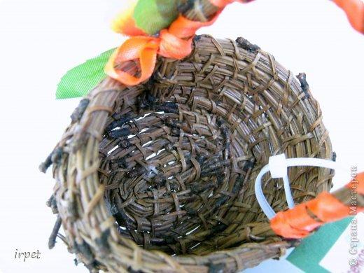 Работы выполнены в технике плетение сосновой иглой, как это делается - рассказать не могу, т.к. секрет))) Приятного просмотра!!! фото 33