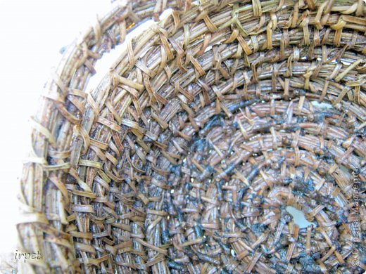 Работы выполнены в технике плетение сосновой иглой, как это делается - рассказать не могу, т.к. секрет))) Приятного просмотра!!! фото 53