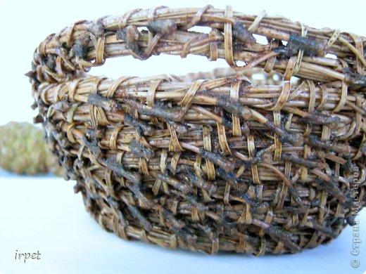 Работы выполнены в технике плетение сосновой иглой, как это делается - рассказать не могу, т.к. секрет))) Приятного просмотра!!! фото 56