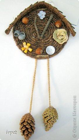 Работы выполнены в технике плетение сосновой иглой, как это делается - рассказать не могу, т.к. секрет))) Приятного просмотра!!! фото 60