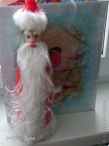 Такие бутылочки я делала на прошлый Новый год друзьям в подарок. фото 4