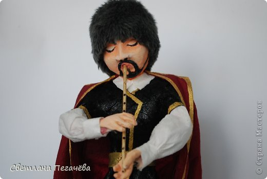 Песнь курая (башкирский национальный костюм) фото 3
