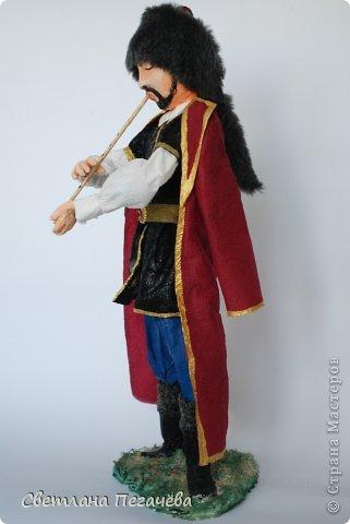 Песнь курая (башкирский национальный костюм) фото 1
