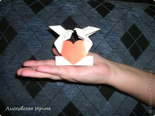 """Композиция """"Любовь и голуби"""" уже выставлялась ввиде фото изделия. Я обещала сделать МК. Вот сейчас  и пытаюсь это сделать. фото 17"""