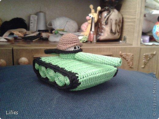 Еще один танк фото 1