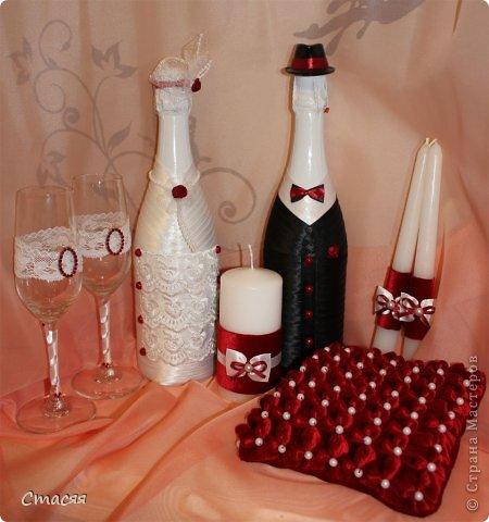 Свадебный набор для подруги. Свадьба будет проходить в гангстерском стиле. фото 1