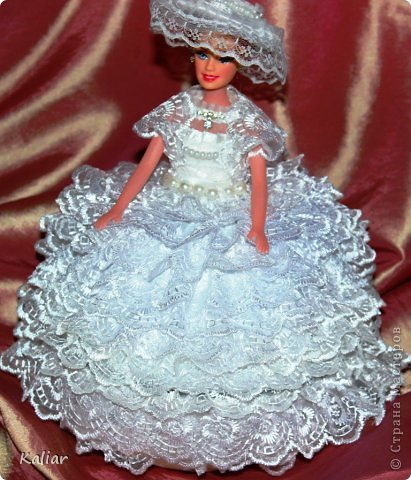 Шкатулки из кукол мастер класс подробно #12