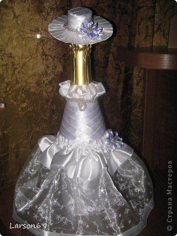 Невеста в ожидании. Мой дебют. Племяннице на свадьбу. фото 1