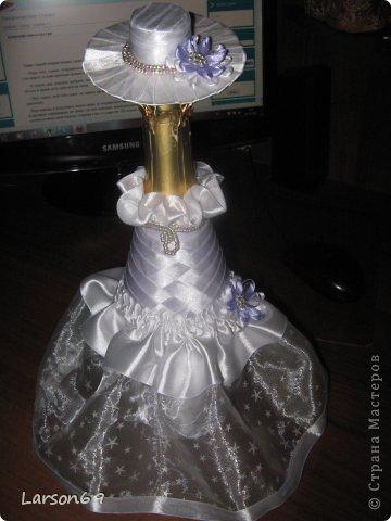 Невеста в ожидании. Мой дебют. Племяннице на свадьбу. фото 2