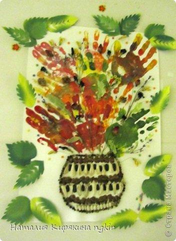 Открытки ко дню учителя из природных материалов, открытки роз