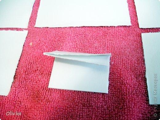Будем делать вот такую веточку для украшения:) Я ею украсила уже готовую плетенку. фото 10