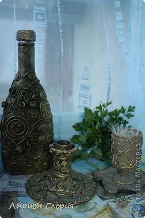 Декор предметов Лепка Бронзовый декор Гипс Фарфор холодный фото 6