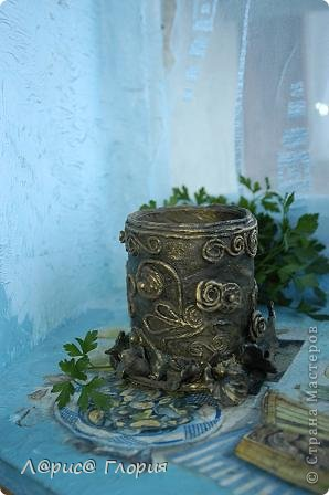 Декор предметов Лепка Бронзовый декор Гипс Фарфор холодный фото 4