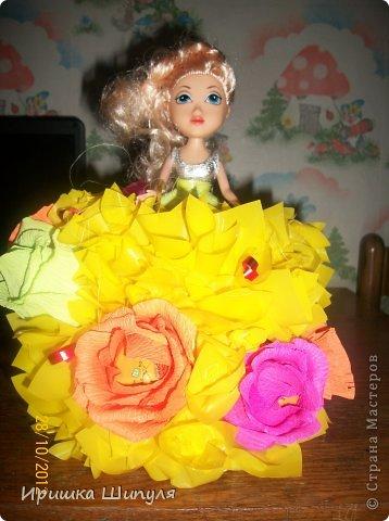 Моя первая работа))) Подарила племяннице...