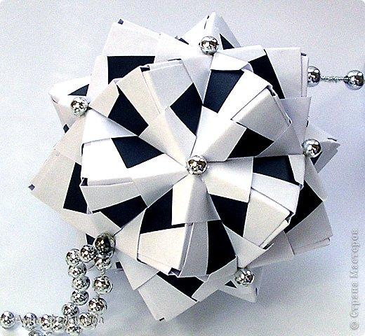 Кусудама Флешмоб Оригами