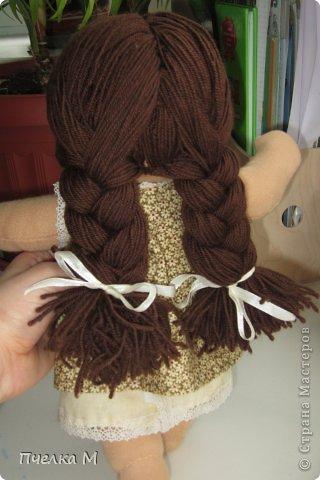 Кукла в Вальдорфском стиле. фото 3