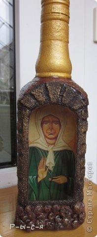 Вот такие бутылочки получились. Спасибо Катюся за МК МК тут http://stranamasterov.ru/node/153839?c=favorite_c фото 8